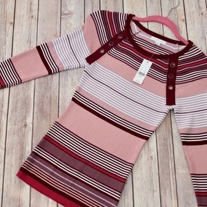 NWT New York & Co Striped Sweater Size Small
